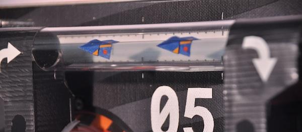 FSS Type-F 05 キャンバスにアクリル、和紙にレーザープリント、モーター、電子部品、単三乾電池、他 acrylic on canvas, Laser print on Japanese paper, metal brush motor, electric parts, AA-sized batteries,etc 22.0×27.3㎝ 2013
